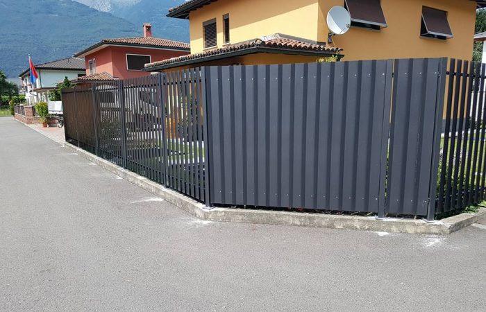 recinzioni Ticino Lugano Mendrisio