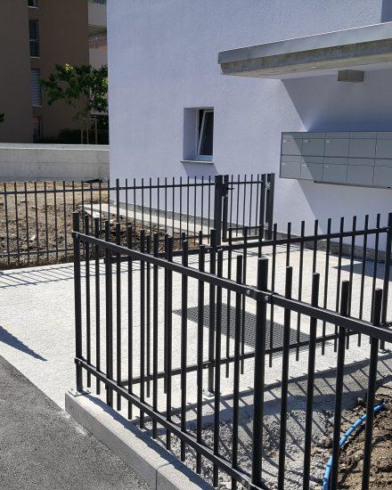 Cancello ringhiera Torricella
